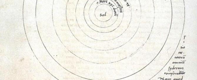 Kopernikus wird 540