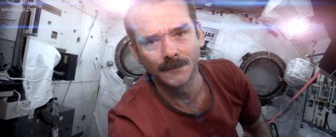 Space Oddity von der ISS